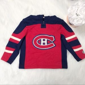 Montreal Canadians Toddler Sweatshirt